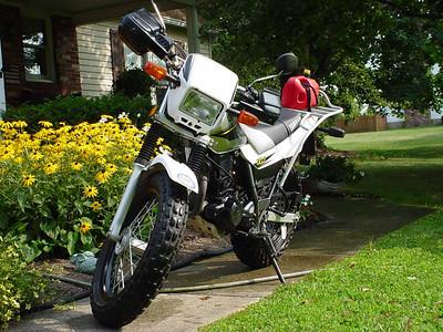 Yamaha TW200 review... no really - - (beware, long)   Adventure Rider